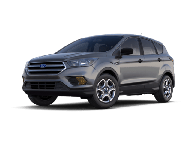 2019 Ford Escape S S FWD Front-wheel Drive